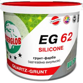 Емульсія адгезійна грунт-фарба з кварцовим піском Anserglob EG-62 Силіконова10 л