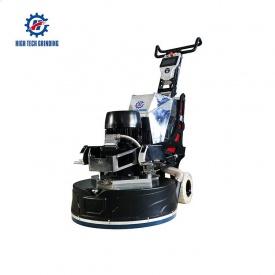 Полуавтоматическая планетарная шлифовальная машина HTG 800-4R