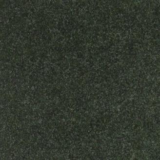 Зеленый износостойкий ковролин на резиновой основе 1 м