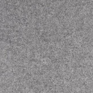 Серый износостойкий ковролин на резиновой основе 2 м