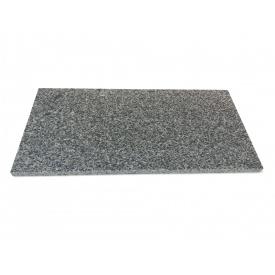 Полированная гранитная плитка Покостовского м-я Grey Ukraine 600х300х14 мм