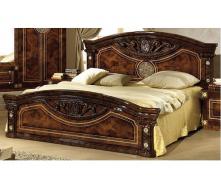 Ліжко Меблі-Сервіс Рома 210х59190 см корінь