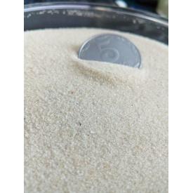 Кварцевый песок фракционированный 0,2-0,4 50 кг