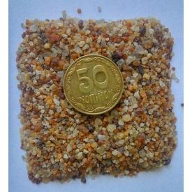 Кварцевый песок фаркционированный 1,6-2,5 50 кг