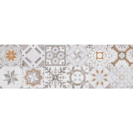 Керамогранитная плитка настенная Cersanit Concrete Style Patchwork 200х600 мм