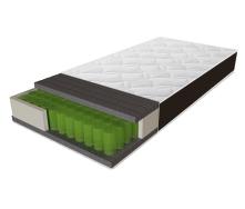 Матрац Gamma нестандартний розмір Sleep&Fly Organic ЕММ