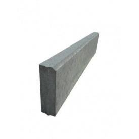 Бордюр тротуарний Брук-Плит 1000х200х60 мм вібропресований