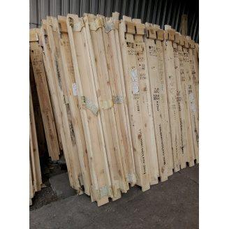 Короб дерев'яний, довжина 2,1 м