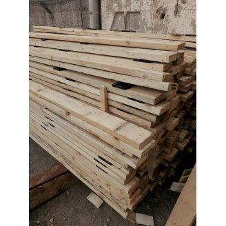 Дошка дерев'яна суха 3,4х0,12х0,025 м