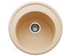 Гранітна кухонна мийка Adamant SUN 510х200 мм 06