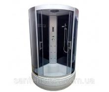 Душевой бокс Atlantis AKL 100P GR Standart 100х100х215 см