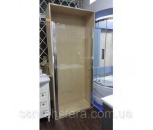 Душевая дверь VERONIS D-5-80 Line прозрачная 80х190 см