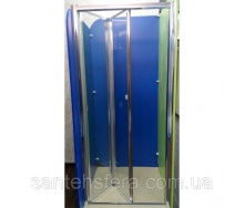 Душевая дверь Atlantis ZDM-120-2 (L/P) 120х190 см