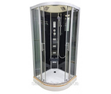 Душевой бокс VERONIS GR передние стекла тонированные 100х100х220 см