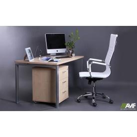 Кабинет руководителя мебель AMF стол Сигма+кресло Slim HB