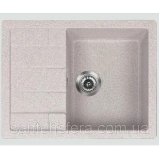 Кухонна гранітна мийка ADAMANT ANILA 650x500x200 мм Терра