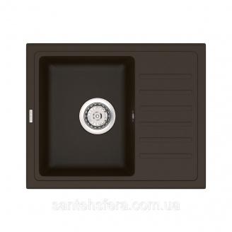 Кухонна мийка VANKOR Lira LMP 02.55 Chokolate