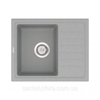 Кухонна мийка VANKOR Lira LMP 02.55 Gray