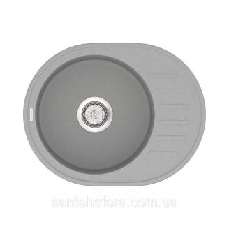 Кухонна мийка VANKOR Lira LMO 02.57 Gray