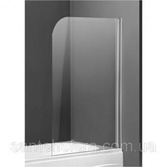 Штора для ванны Atlantis PF-74 матовое стекло R правосторонняя 85x140 см