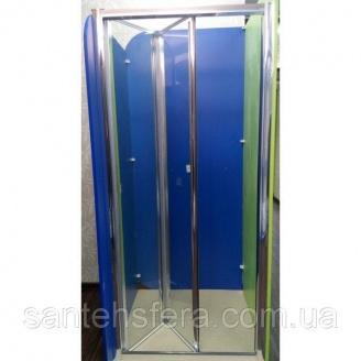 Душевая дверь Atlantis ZDM-100-2 100х190 см