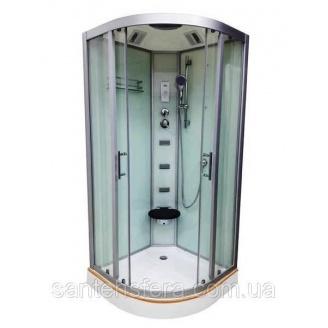 Душевой бокс VERONIS BN-5-80 XL 80х80х220 см