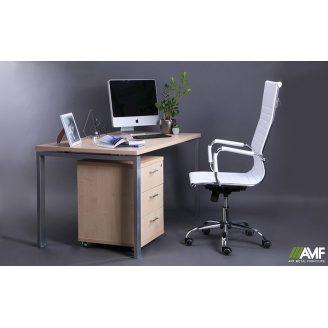Кабінет керівника AMF стіл Сигма+крісло Slim HB