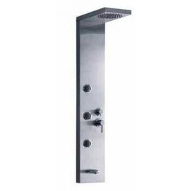 Гидромассажная душевая панель Atlantis AKL 9002 26х150 см