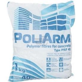Фибра Poliarm 40 мм 1 мм 1 кг