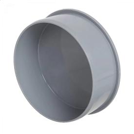 Заглушка на трубу для внутренней канализации 110 мм