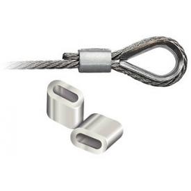 Втулка алюминиевая DIN 3093 12 мм