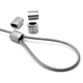 Втулка алюминиевая DIN 3093 24 мм