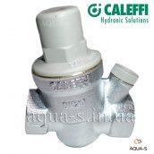 """Редуктор тиску мембранний для води Caleffi 3/4"""" до 60°С з гніздом для манометра"""