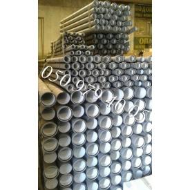 Труба для каналізації Valsir PP3 тришарова безшумна 17 дБ 50x150 мм