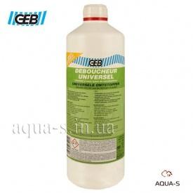Средство для прочистки канализации GEB 1 л