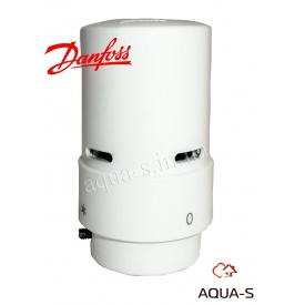 Термостатична головка Danfoss X-tra Collection біла RAX 6070 013G6070