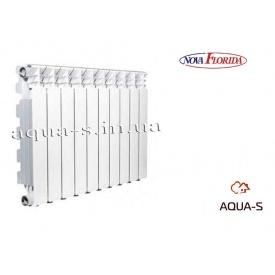 Алюминиевый радиатор Nova Florida Desideryo B3 500 13 секций 500х100 G1 16bar