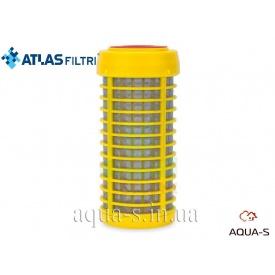 """Картридж з нержавіючої сталі сітчастий Atlas Filtri HYDRA RAH 10"""" 90 mcr RA5000020"""