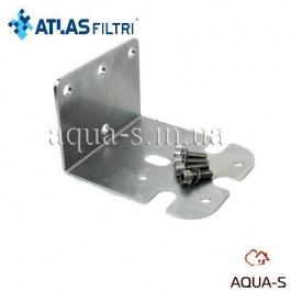 Крепление для колбы фильтра настенное Atlas Filtri DP BIG WALL BRACKET стальное