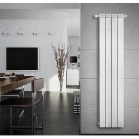 Радиатор алюминиевый дизайнерский вертикальный Nova Florida Maior S/90 1000 мм