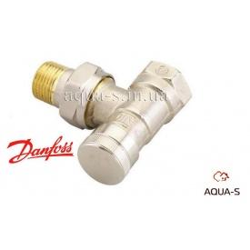 Клапан запорный Danfoss RLV-15 003L0143