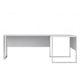 Стіл офісний BRW Office Lux 223 Світло-сірий