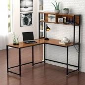 Письмовий стіл в стилі LOFT (Office Table-115)
