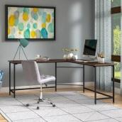 Письмовий стіл в стилі LOFT (Office Table-123)