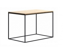 Обеденный стол в стиле LOFT 1200x800x750 (Table - 010)