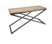 Журнальный столик в стиле LOFT (Table - 549)
