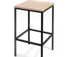 Барний стілець в стилі LOFT (Bar Stool - 17)