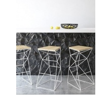 Барный стул в стиле LOFT (Bar Stool - 37)
