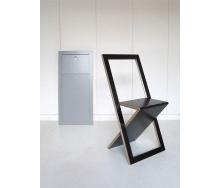 Барний стілець в стилі LOFT (Bar Stool - 12)