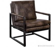 Лаунж крісло в стилі LOFT (Armchair-79)